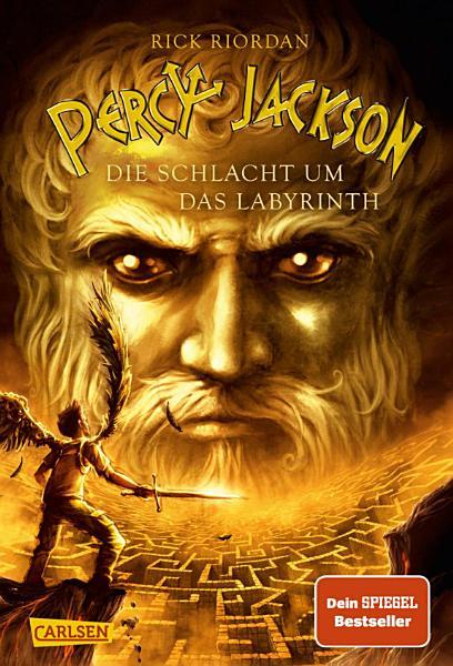Percy Jackson   Die Schlacht um das Labyrinth