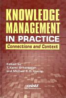 Knowledge Management in Practice PDF