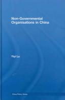 Non governmental Organizations in China PDF