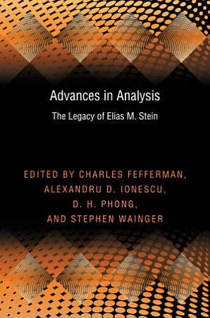 Advances in Analysis PDF