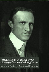 Transactions of the American Society of Mechanical Engineers: Volume 29