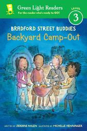 Bradford Street Buddies: Backyard Camp-Out