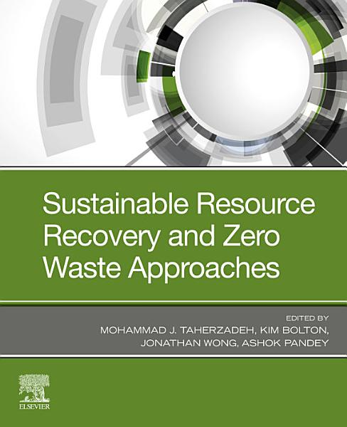 Sustainable Resource Recovery And Zero Waste Approaches