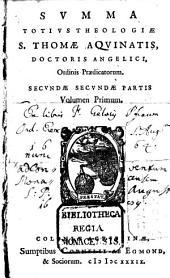 Summa integra totius Theologiae: Volume 5