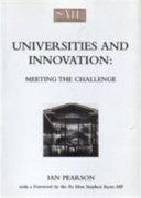Universities and Innovation