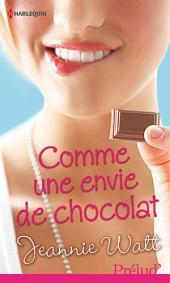 Comme une envie de chocolat