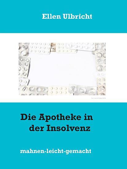 Die Apotheke in der Insolvenz PDF