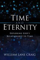 Time and Eternity PDF