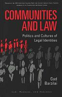 Communities and Law PDF