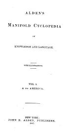 Alden's Manifold Cyclopedia of Knowledge and Language