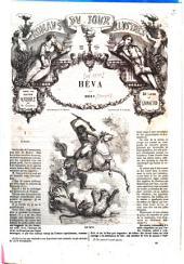 Héva: (Un amour de séminaire.) (La pêche au lion.) Par Méry