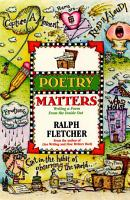 Poetry Matters PDF