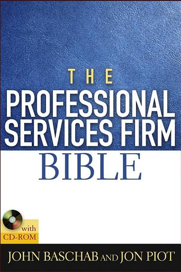 The Professional Services Firm Bible PDF