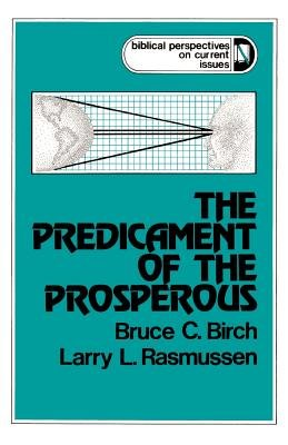 The Predicament of the Prosperous