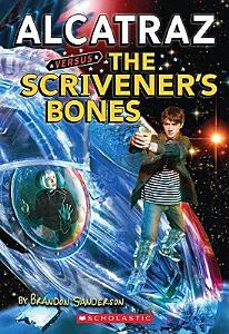 Alcatraz Versus the Scrivener s Bones Book