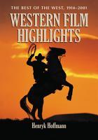 Western Film Highlights PDF