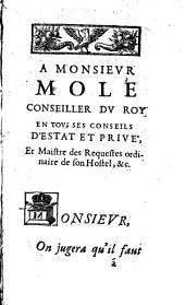 Les oeuvres de Monsieur de Montreüil