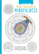 Color Yourself to Mindfulness Postcard Book