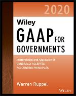 Wiley GAAP for Governments 2020