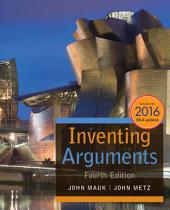 Inventing Arguments, 2016 MLA Update: Edition 4