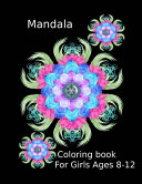 Mandala Coloring Book for Girls Ages 8-12 (Vol 17)