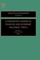 Econometric Analysis of Financial and Economic Time Series PDF