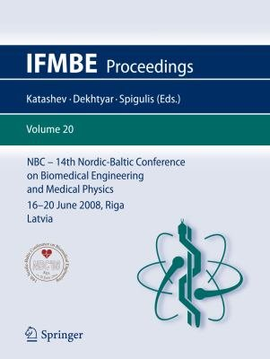 14th Nordic Baltic Conference on Biomedical Engineering and Medical Physics
