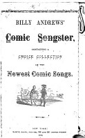 Billy Andrews  Comic Songster PDF