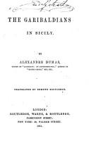 The Garibaldians in Sicily PDF