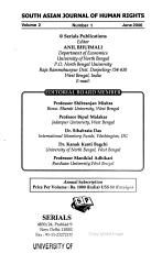 South Asian Journal of Human Rights PDF