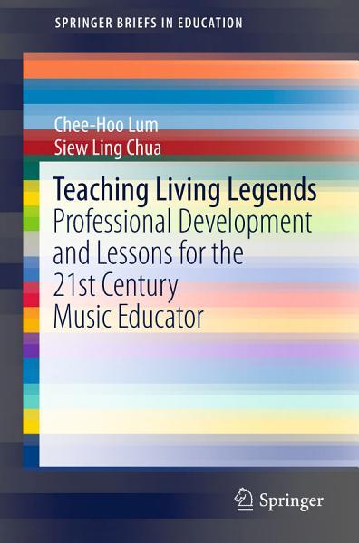 Download Teaching Living Legends Book