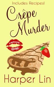 Crepe Murder Book
