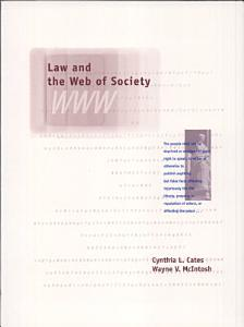 Law and the Web of Society PDF