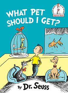 What Pet Should I Get  Book