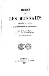 Essai sur les monnaies du Poitou