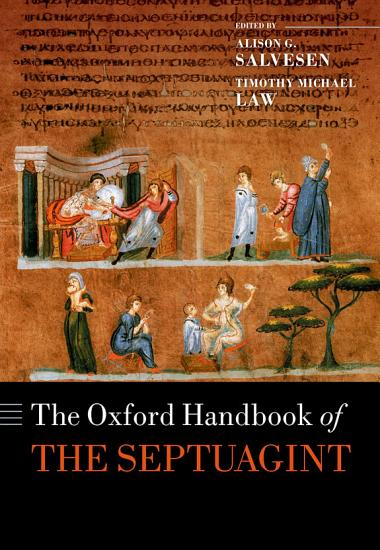 The Oxford Handbook of the Septuagint PDF