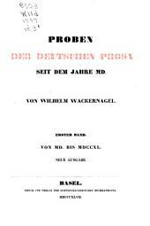 Deutsches Lesebuch: Band 3,Ausgabe 1