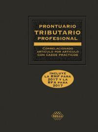 Prontuario Tributario 2017 PDF