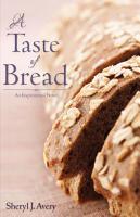 A Taste of Bread PDF