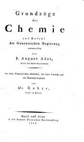 Grundzüge der Chemie