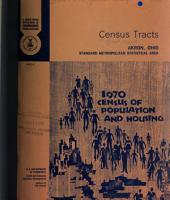 1970 Census of Population and Housing: Census tracts, Volume 2