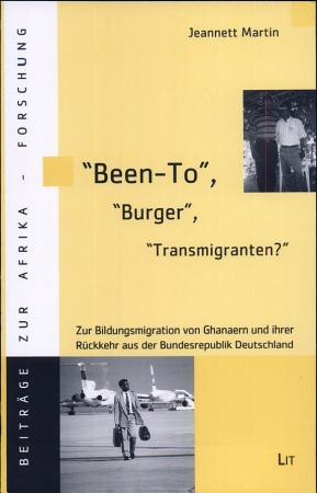 Been To  Burger  Transmigranten  PDF