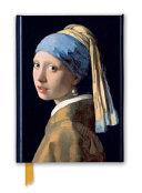 Johannes Vermeer Foiled Journal