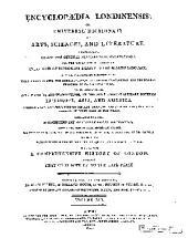 Encyclopaedia Londinensis: Volume 13