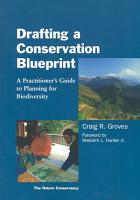 Drafting a Conservation Blueprint PDF