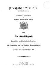 Preussische statistik: Ausgaben 132-133