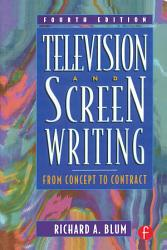 Television And Screen Writing Book PDF