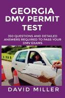 Georgia DMV Permit Test