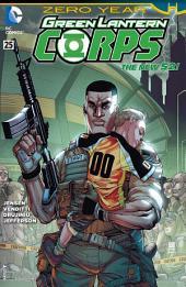 Green Lantern Corps (2011-) #25
