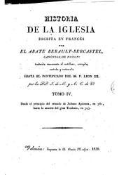 Historia de la Iglesia, 4